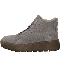 Tamaris - Schnürstiefeletten - LIGHT GREY