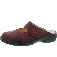 Finn Comfort - Stanford - Clogs - Red