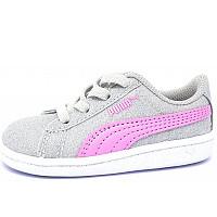 Puma - Vikky Glitz - Sneaker - silber rosa