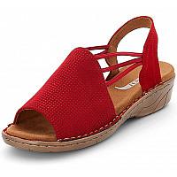 JENNY BY ARA - Korsika IIIWeite G ü. H&D - Sandalette - rot