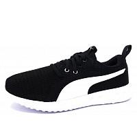 PUMA - Carson 2 Jr - Sportschuh - 0002 black-white