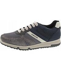 GEOX - U Wilmer - Sneaker - antracite/navy