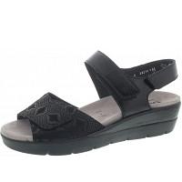 SEMLER - Dagmar - Sandale - schwarz