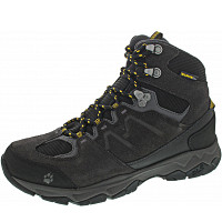 JACK WOLFSKIN - MTN Attack 6 Texapore Mid - Wanderstiefel - burly yellow