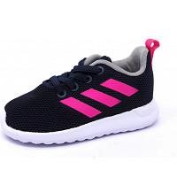 ADIDAS - Lite Racer CLN - Sportschuh - blau pink