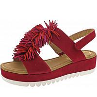 GABOR - Sandalette - rubin kombi