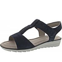 JANA - Sandalette - NAVY