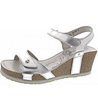 PANAMA JACK - Sandalette - plata/silver