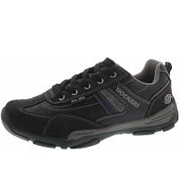 Dockers - Sneaker - schwarz-grau