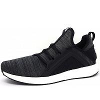 PUMA - Mega NRGY Knit - Sneaker - schwarz