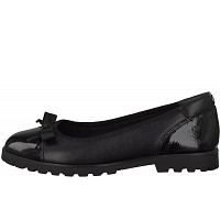 TAMARIS - Ballerinas - BLACK COMB