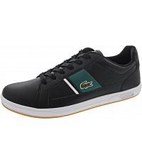 LACOSTE - Europa 120 1 SMA - Sneaker - blk-grn