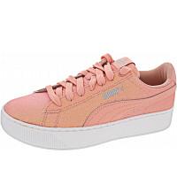 PUMA - Puma Vikky Platform - Sneaker - peach bud