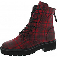 PAUL GREEN - Boots - ROT