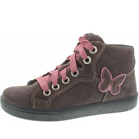 SUPERFIT - MARLEY - Stiefelette - LILA/ROSA