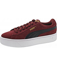 PUMA - Puma Vikky Stacked SD - Sneaker - fired brick - puma black