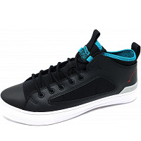 CONVERSE - Chuck Tailor Ultra Shoot - Sneaker - black white + turbo green