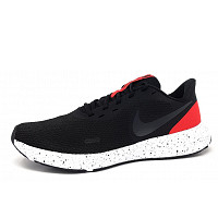 NIKE - Revolution 5 - Sportschuh - blk red