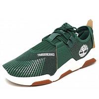 TIMBERLAND - Earth Rally Flexiknit OX - Sneaker - hunter green