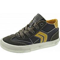 GEOX - Alonisso - Sneaker - military/dk yellow