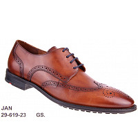 LLOYD - Jan - Businessschuh - cognac