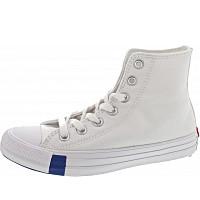 Converse - Chuck Taylor All Star - Chucks - white-blue-rose