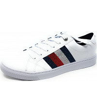 TOMMY HILFIGER - Crystal Casual - Sneaker - white