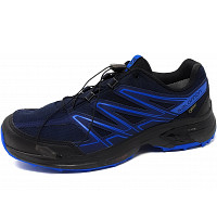 SALOMON - Wings Access GRX - Tekkingschuh - navy blaze me