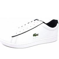 Lacoste - Carnaby EVO - Sneaker - white black