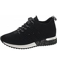 LA STRADA - Sneaker - knitted black