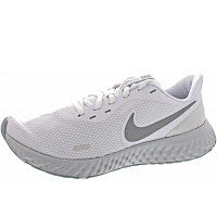 NIKE - Revolution 5 - Sneaker - white-wolf grey-pure