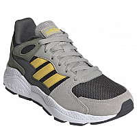 ADIDAS - Crazychaos - Sneaker - grey/yellow/green