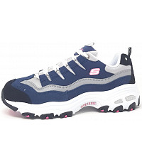 Skechers - D-light - Schnürer - NVGW navy
