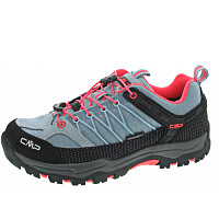 CMP - Kids Rigel Low Trekking - Wanderschuh - clorophilla-red