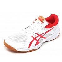 ASICS - Upcourt 3 GS - Sportschuh - white/laserpink