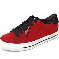 PAUL GREEN - Sneaker - chili schwarz