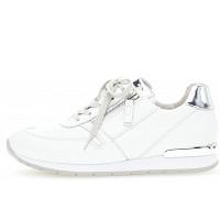 Gabor - Sneaker - weiss/silber