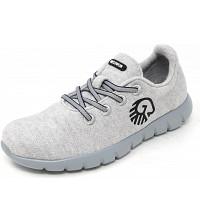 GIESSWEIN - Merino Wool  Runner - Sneaker - 031 hellgrau