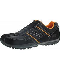 DOCKERS - Sneaker - schwarz-orange