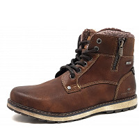 TOM TAILOR - Stiefel - rust braun WF