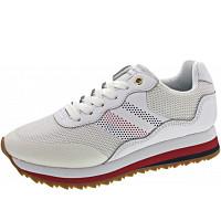 TOMMY HILFIGER - Corporate Retro Sneaker - Sneaker - white
