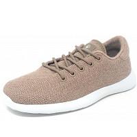 GIESSWEIN - Merino Wool Knit - Sneaker - sand