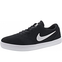 NIKE - SB Check Cnvs (GS) - Sneaker - black-white