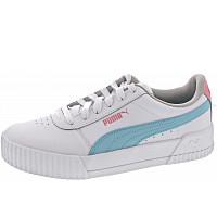 PUMA - Carina L Jr - Sneaker - puma white-gulf stream
