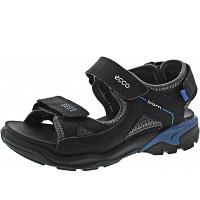 ECCO - Raft - Sandale - BLACK/DARK SHADOW