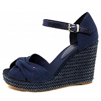 Tommy Hilfiger - Sandalen - midnight