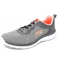 Skechers - Sneaker - grey pink