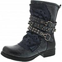 LAUFSTEG MÜNCHEN - Boots - antik black