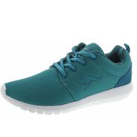 KangaRoos - Floater II Deluxe M - Sneaker - dk smaragd