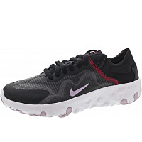 NIKE - Wmns Renew Lucent - Sneaker - black-lilac-grey